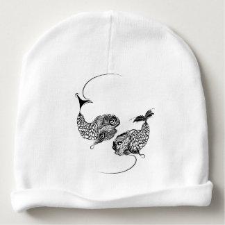 Gorrito Para Bebe Horóscopo de los pescados, zodiaco, Piscis