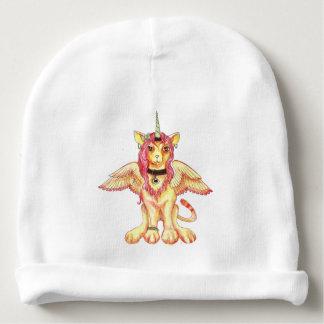 Gorrito Para Bebe Horse Pegaso del unicornio del león del gato de
