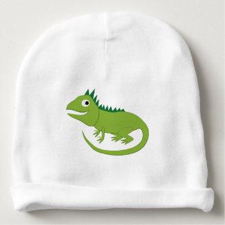 Gorrito Para Bebe Iguana - gorra recién nacido de la selva tropical