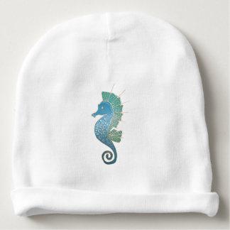 Gorrito Para Bebe Ilustraciones del Seahorse