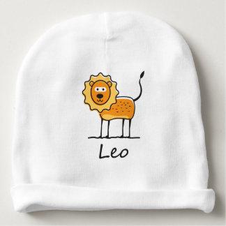 Gorrito Para Bebe Leo