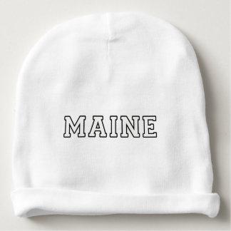 Gorrito Para Bebe Maine