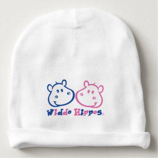 Gorrito Para Bebe Marca de la ropa del bebé de los hipopótamos de