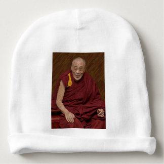 Gorrito Para Bebe Meditación budista Yog del Buddhism de Dalai Lama