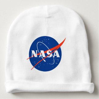 Gorrito Para Bebe NASA con un astronount que sostiene una guitarra
