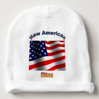 Gorrito Para Bebe Nueva gorrita tejida americana del bebé del