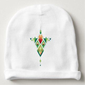 Gorrito Para Bebe Ornamento azteca tribal étnico del vintage
