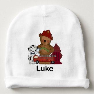 Gorrito Para Bebe Oso del fuego de Lucas