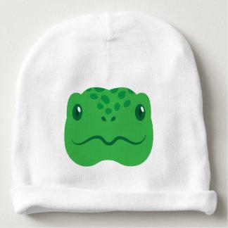 Gorrito Para Bebe pequeña cara linda de la tortuga de la tortuga