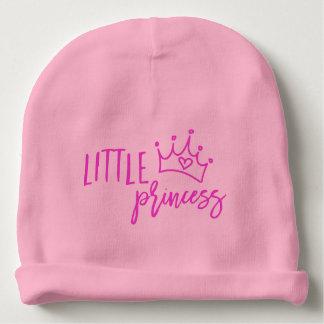 Gorrito Para Bebe Pequeña princesa