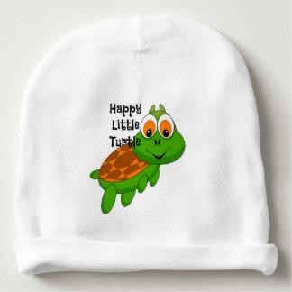 Gorrito Para Bebe Pequeño PERSONALIZABLE feliz de la gorrita tejida