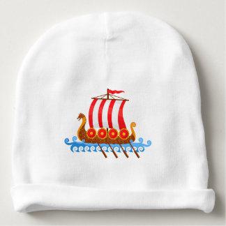 Gorrito Para Bebe Pequeño Viking