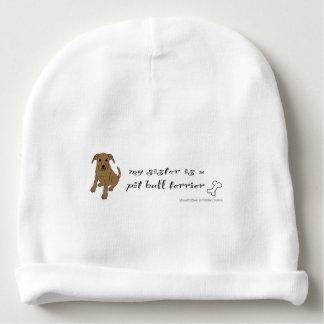 Gorrito Para Bebe pitbull