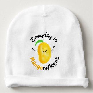 Gorrito Para Bebe Retruécano positivo del mango - diario es