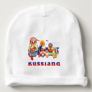 Gorrito Para Bebe Rusia - Russia Babuschka Matrjoschka gorro -