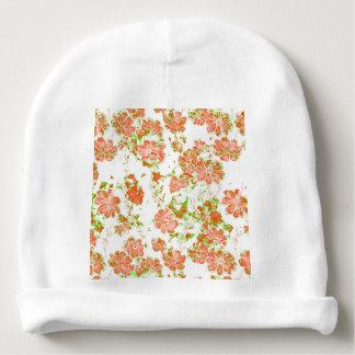 Gorrito Para Bebe sueños florales 12 D