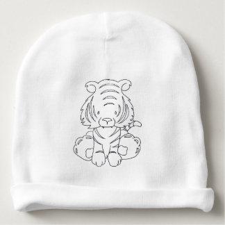 Gorrito Para Bebe Tigre