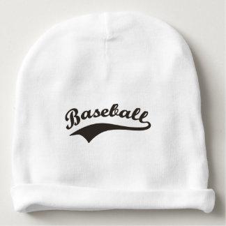 Gorrito Para Bebe Tipografía del béisbol