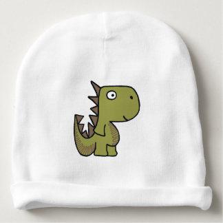 Gorrito Para Bebe Un amigo caprichoso del dinosaurio, lindo y