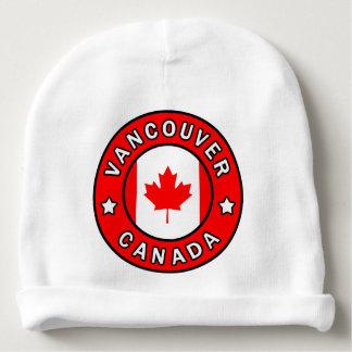 Gorrito Para Bebe Vancouver Canadá