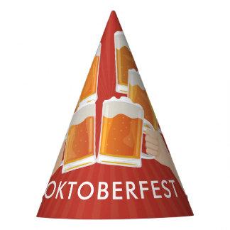 Gorro De Fiesta ¡Alegrías para Oktoberfest! ¡Cervezas para cada