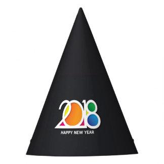 Gorro De Fiesta Celebración del fiesta del Año Nuevo del arte