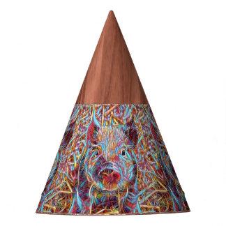 Gorro De Fiesta Cochinillo enrrollado animal de ArtStudio-