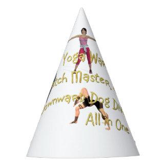 Gorro De Fiesta Diva SUPERIOR de la yoga