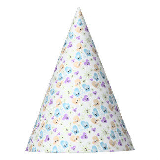 Gorro De Fiesta Figura fiesta de Kawaii de cumpleaños del patín
