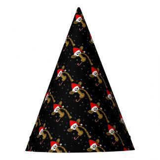 Gorro De Fiesta Jirafa del navidad