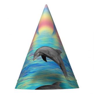 Gorro De Fiesta Levantamiento del delfín