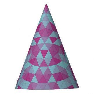 Gorro De Fiesta Mandala 2 del triángulo