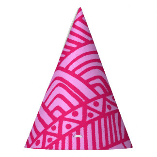 Gorro De Fiesta modelo rosado