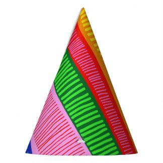 Gorro De Fiesta multicolor