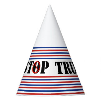Gorro De Fiesta Pare el azul blanco ROJO republicano de la