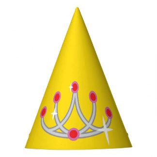 Gorro De Fiesta Princesa brillante Crown