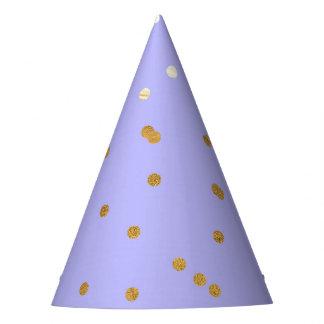 Gorro De Fiesta Púrpura y encanto moderno del encanto de los