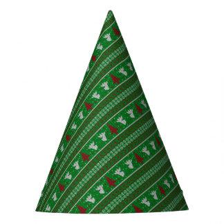 Gorro De Fiesta Suéter feo del navidad