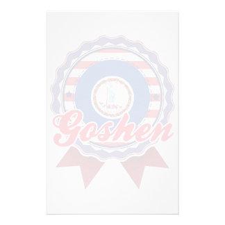 Goshen, VA Papeleria De Diseño