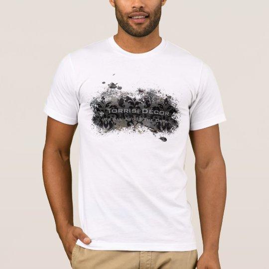 gotas de la pintura de 311-Custom Torrisi más Camiseta