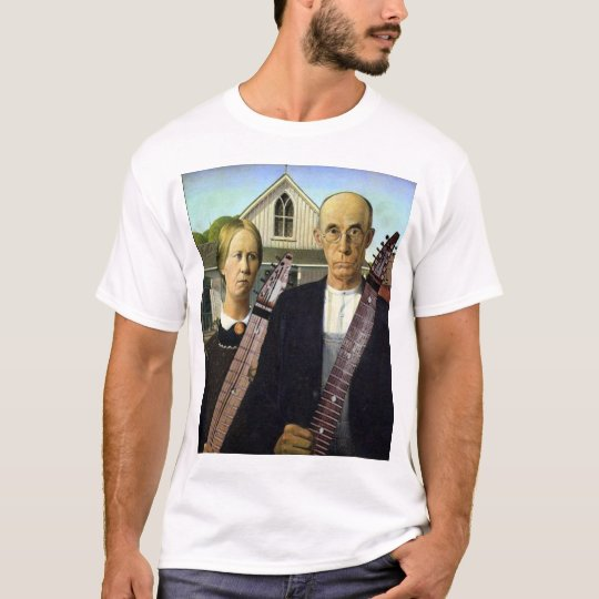 gothstick americano camiseta