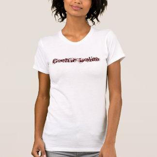 Gótico-Lolita Camisetas