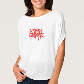 Gótico urbano camiseta