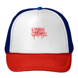 Gótico urbano gorros