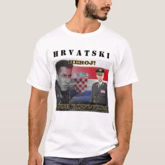 gotovina, H R V A T S K I Camiseta