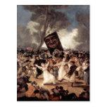 Goya y Lucientes, Francisco de Francisco de Goya F Postal