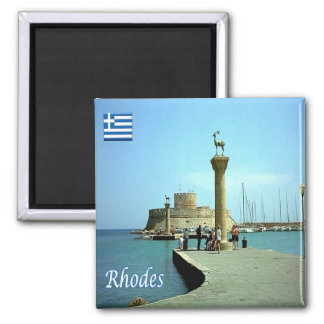 GR - Grecia - Rodas Imanes
