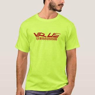 Grabaciones/001 del virus camiseta