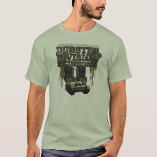 """Grabaciones """"armas de la división de Dubstep del Camiseta"""