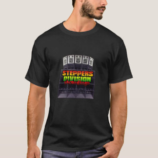 Grabaciones de la división de los Steppers Camiseta